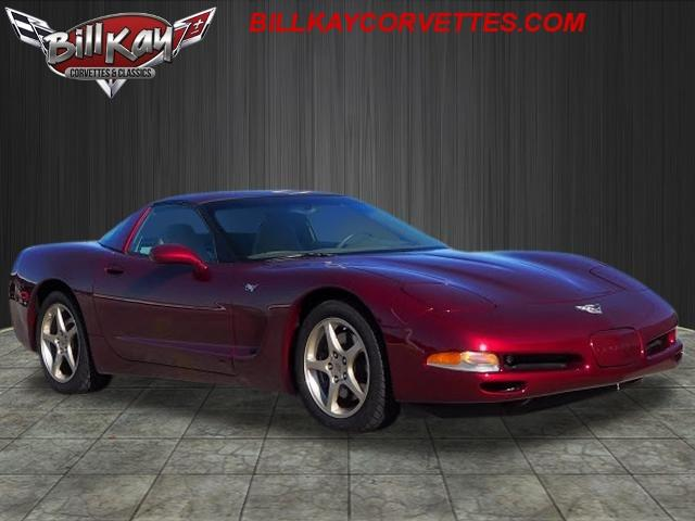 2003 Chevrolet Corvette (CC-1333068) for sale in Downers Grove, Illinois