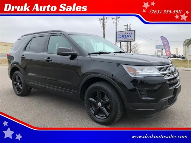 2018 Ford Explorer (CC-1333077) for sale in Ramsey, Minnesota