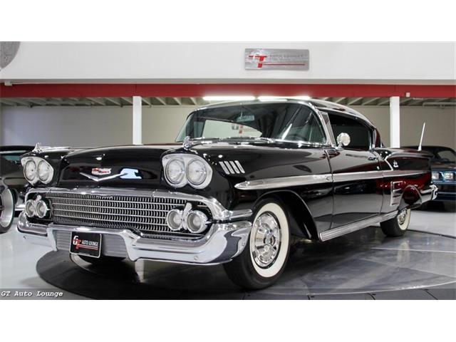1958 Chevrolet Impala (CC-1333087) for sale in Rancho Cordova, California