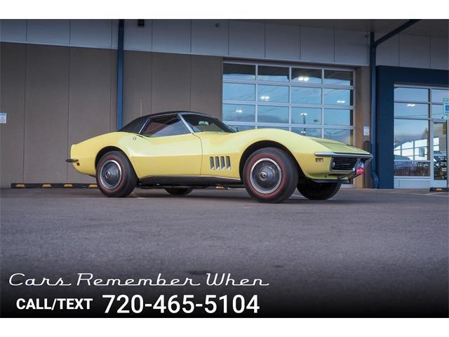 1968 Chevrolet Corvette (CC-1330309) for sale in Englewood, Colorado