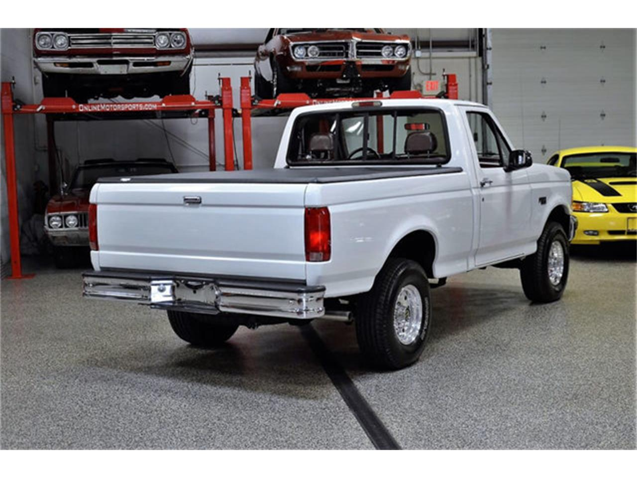 1995 Ford F150 (CC-1333090) for sale in Plainfield, Illinois