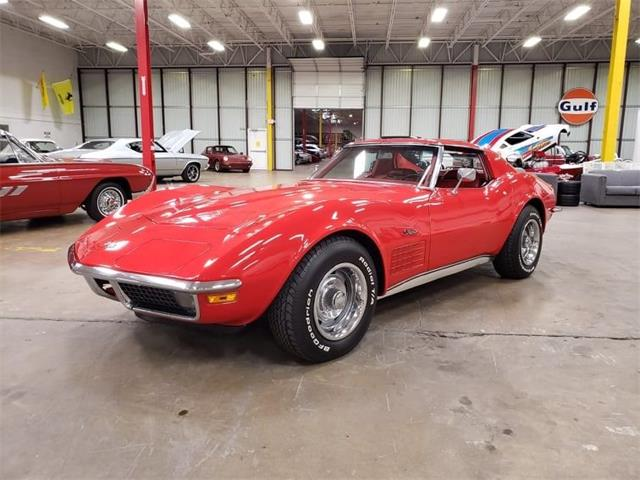 1971 Chevrolet Corvette (CC-1330310) for sale in Collierville, Tennessee