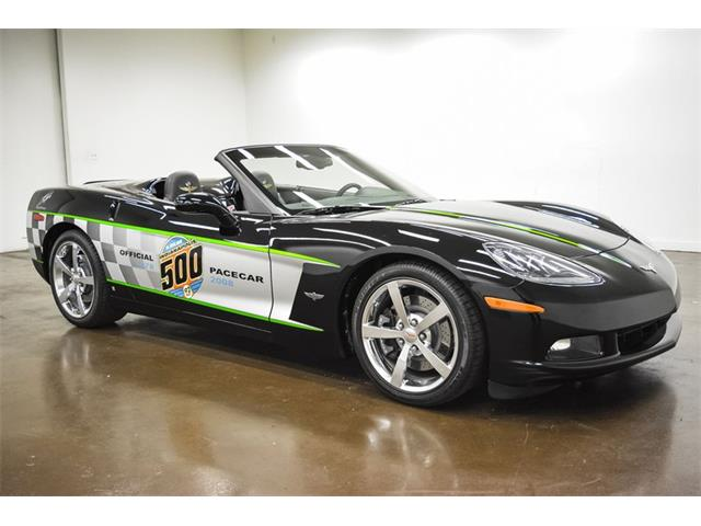 2008 Chevrolet Corvette (CC-1330311) for sale in Sherman, Texas