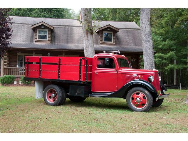 1935 Ford 1-1/2 Ton Pickup (CC-1333110) for sale in Dudley Shoals, North Carolina