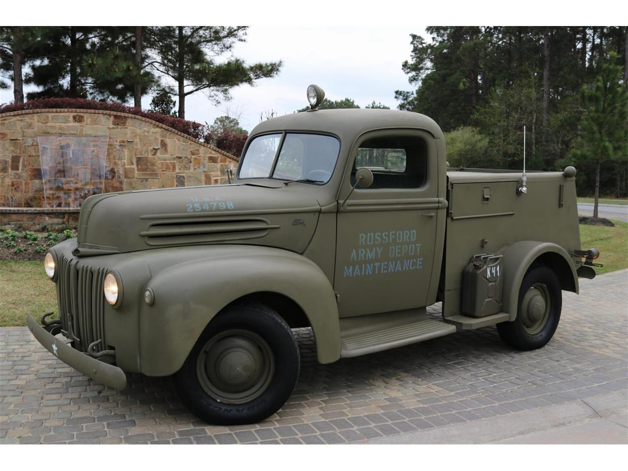 1942 Ford 1/2 Ton Pickup (CC-1333124) for sale in Conroe, Texas