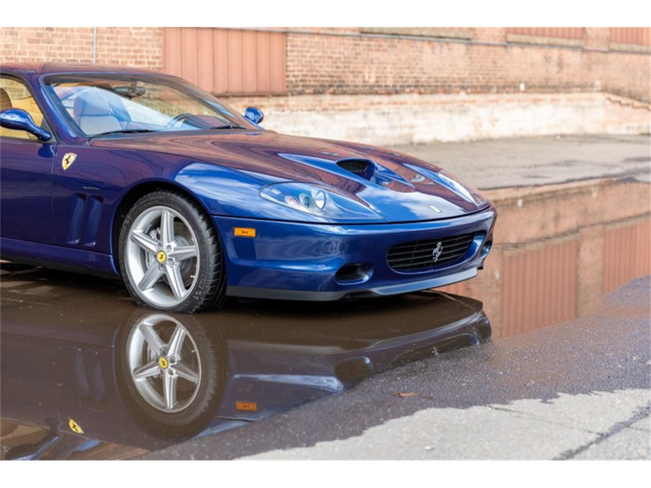2002 Ferrari 575 (CC-1330315) for sale in Wallingford, Connecticut