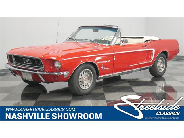 1968 Ford Mustang (CC-1333161) for sale in Lavergne, Tennessee