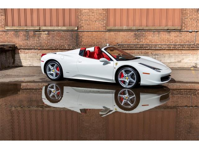 2014 Ferrari 458 (CC-1330317) for sale in Wallingford, Connecticut