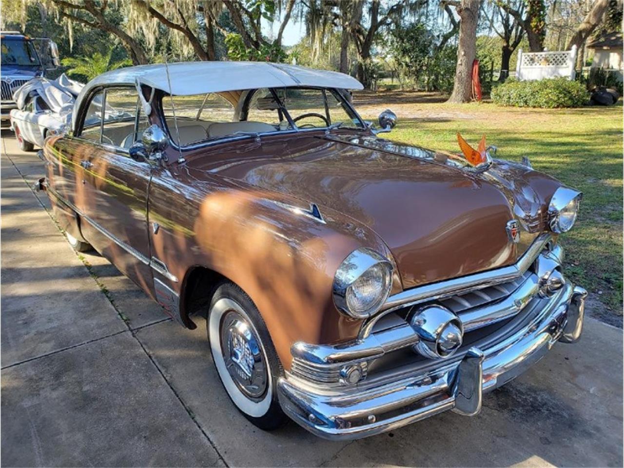 1951 Ford Victoria (CC-1333184) for sale in Mundelein, Illinois