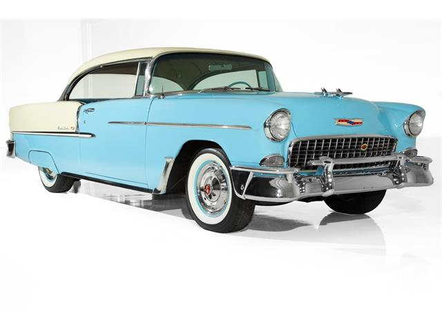 1955 Chevrolet Bel Air (CC-1333190) for sale in Des Moines, Iowa