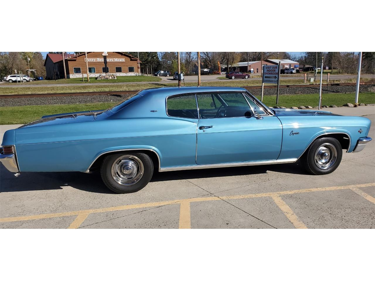1966 Chevrolet Caprice (CC-1333191) for sale in Annandale, Minnesota