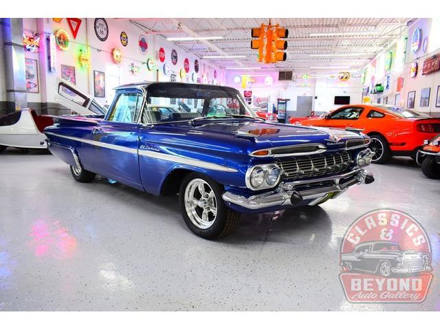 1959 Chevrolet El Camino (CC-1333193) for sale in Wayne, Michigan