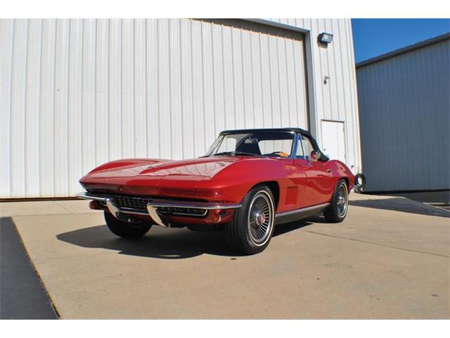 1967 Chevrolet Corvette (CC-1330320) for sale in Charlotte, North Carolina