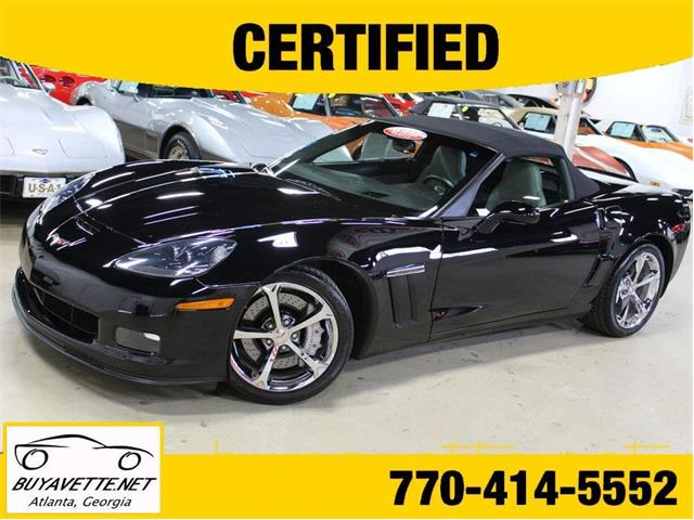 2010 Chevrolet Corvette (CC-1333206) for sale in Atlanta, Georgia