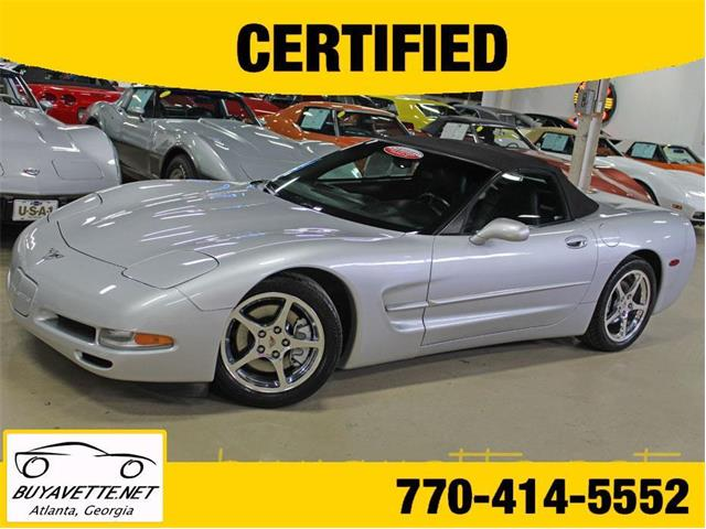 2003 Chevrolet Corvette (CC-1333209) for sale in Atlanta, Georgia