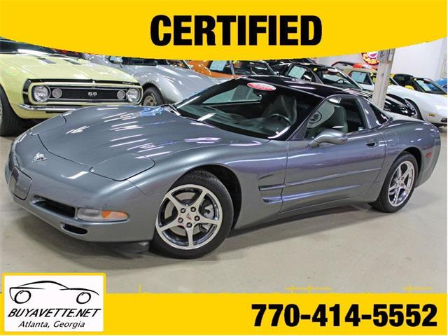 2003 Chevrolet Corvette (CC-1333211) for sale in Atlanta, Georgia