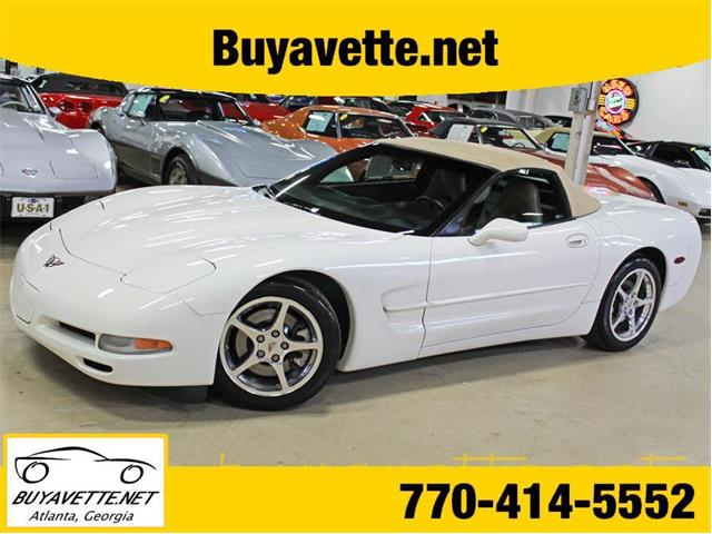 2001 Chevrolet Corvette (CC-1333212) for sale in Atlanta, Georgia