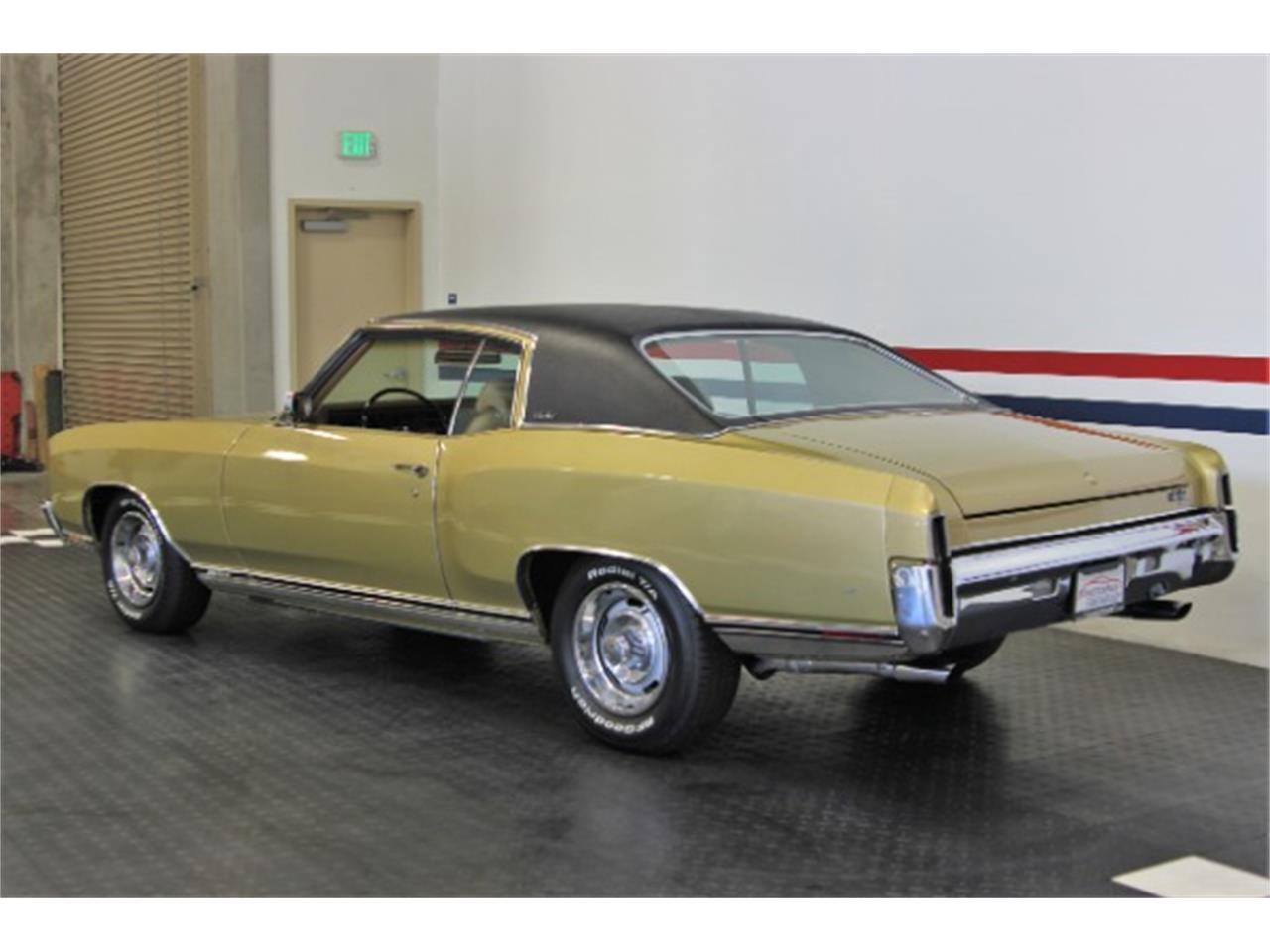 1970 Chevrolet Monte Carlo (CC-1333224) for sale in San Ramon, California