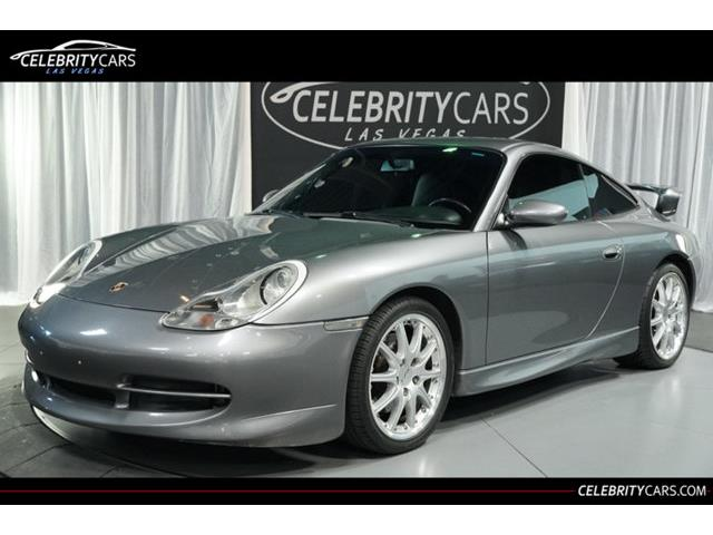 2001 Porsche 911 Carrera (CC-1333226) for sale in Las Vegas, Nevada