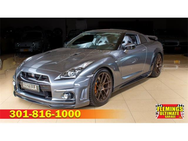 2010 Nissan GT-R (CC-1333228) for sale in Rockville, Maryland