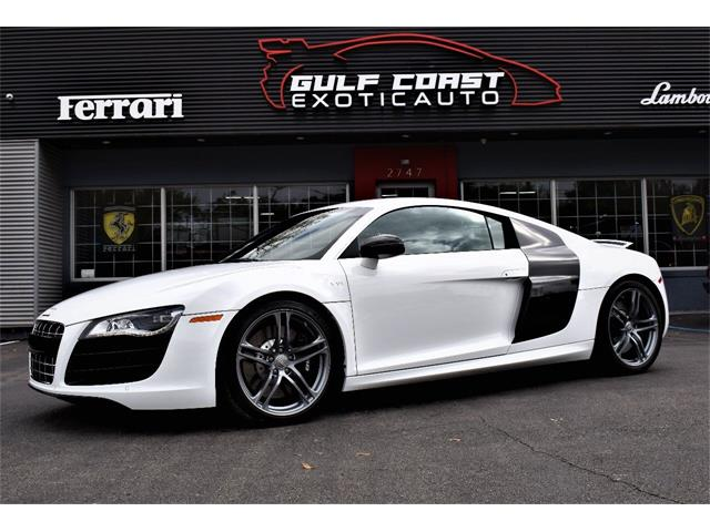 2011 Audi R8 (CC-1333230) for sale in Biloxi, Mississippi