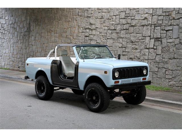 1978 International Super Scout (CC-1330324) for sale in Atlanta, Georgia