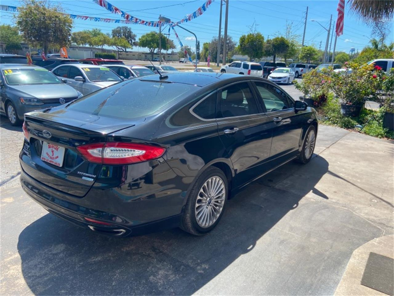 2016 Ford Fusion (CC-1333243) for sale in Tavares, Florida