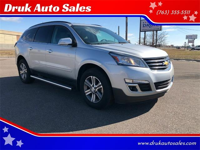 2016 Chevrolet Traverse (CC-1333246) for sale in Ramsey, Minnesota