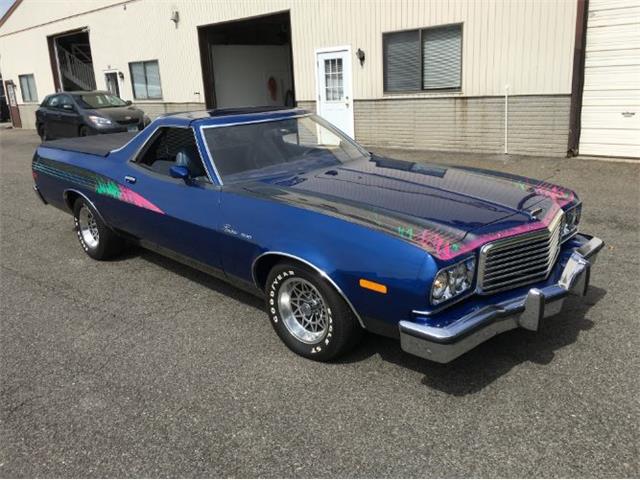 1976 Ford Ranchero (CC-1333250) for sale in Cadillac, Michigan