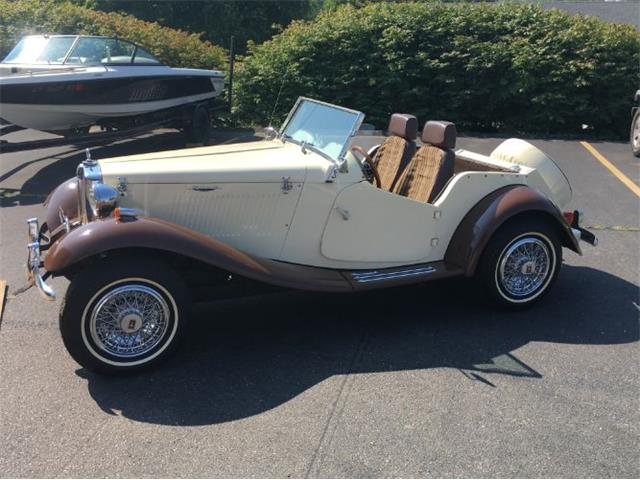 1952 MG Kit Car (CC-1333251) for sale in Cadillac, Michigan