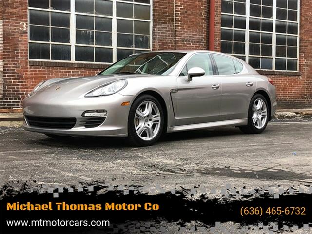 2010 Porsche Panamera (CC-1333258) for sale in Saint Charles, Missouri
