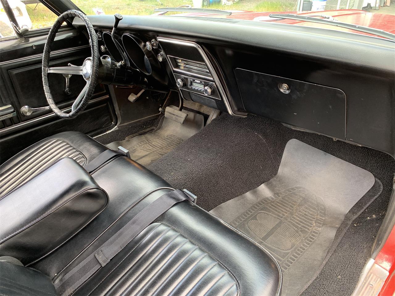 1967 Chevrolet Camaro (CC-1333274) for sale in Gold Hill, Oregon