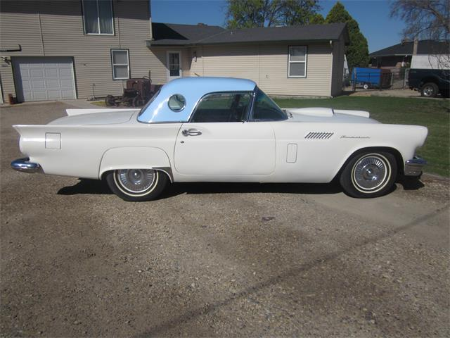 1957 Ford Thunderbird (CC-1333276) for sale in Wilder, Idaho