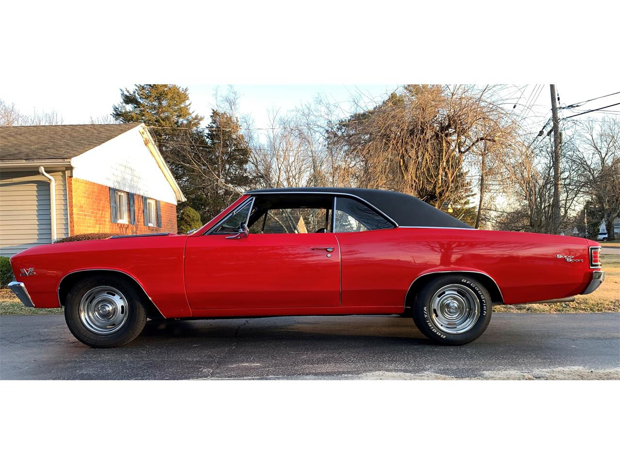 1967 Chevrolet Chevelle Malibu SS (CC-1333288) for sale in Yorktown Heights, New York
