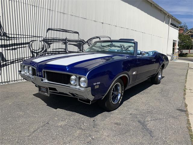 1969 Oldsmobile 442 (CC-1333307) for sale in Fairfield, California
