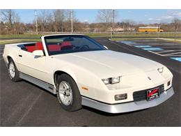 1988 Chevrolet Camaro (CC-1333314) for sale in West Chester, Pennsylvania