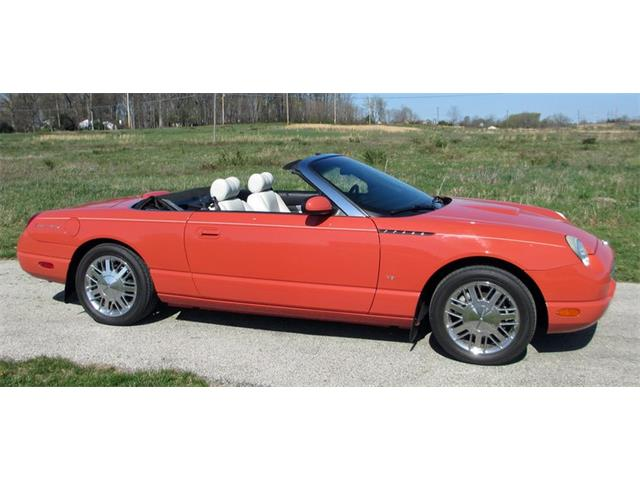 2003 Ford Thunderbird (CC-1333318) for sale in West Chester, Pennsylvania