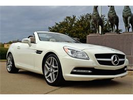 2013 Mercedes-Benz SLK-Class (CC-1333329) for sale in Fort Worth, Texas