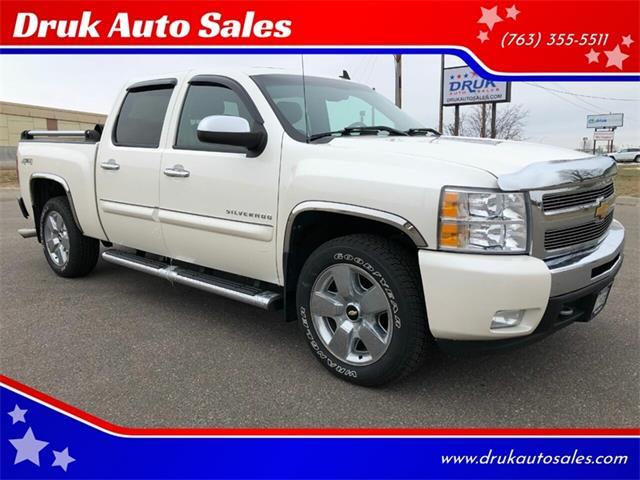 2011 Chevrolet Silverado (CC-1333338) for sale in Ramsey, Minnesota