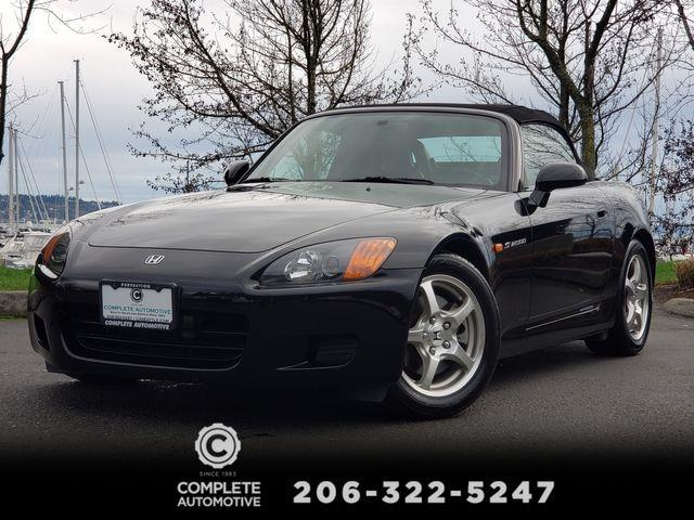 2001 Honda S2000 (CC-1333345) for sale in Seattle, Washington