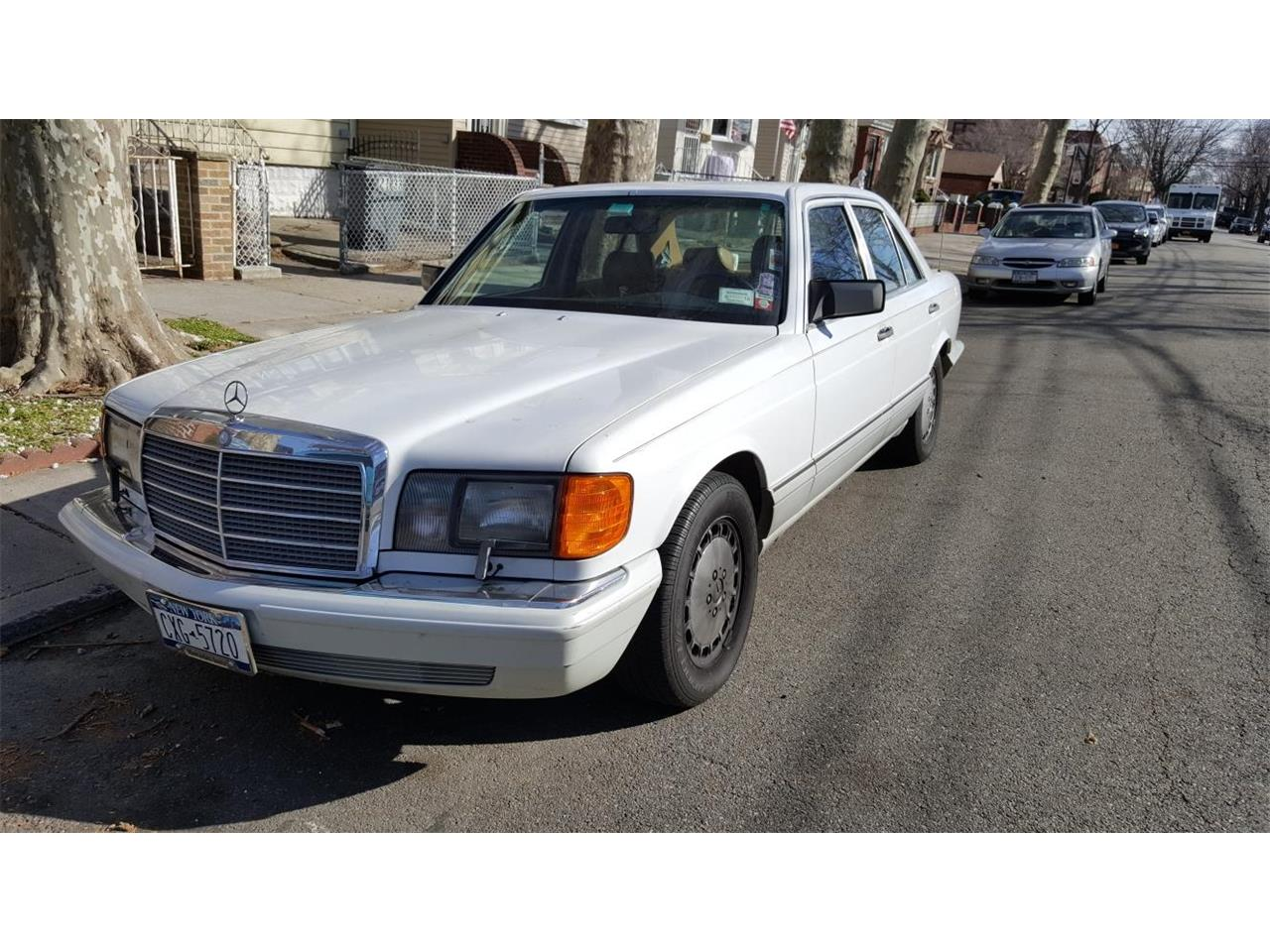 1991 Mercedes-Benz 350 (CC-1333358) for sale in Astoria, New York