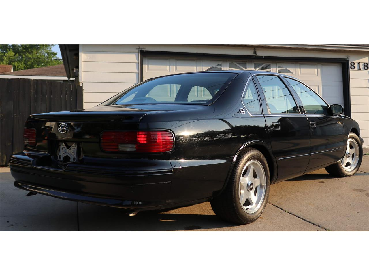 1996 Chevrolet Impala SS (CC-1333366) for sale in Melrose Park, Illinois