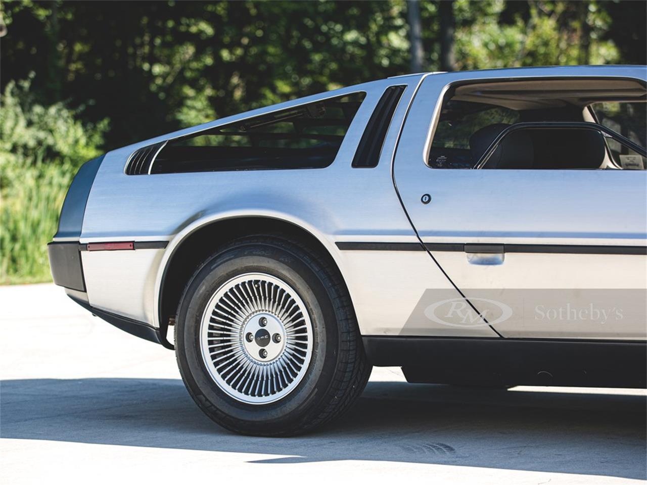 1981 DeLorean DMC-12 (CC-1333371) for sale in Elkhart, Indiana