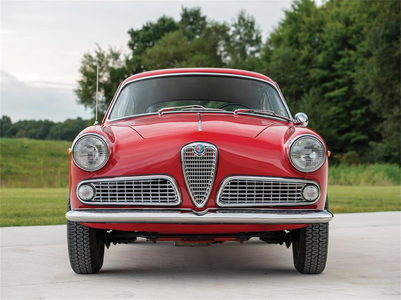 1961 Alfa Romeo Giulietta Sprint (CC-1333377) for sale in Elkhart, Indiana