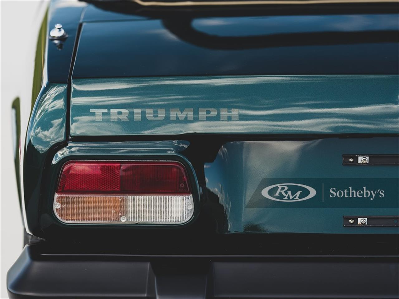 1981 Triumph TR8 (CC-1333378) for sale in Elkhart, Indiana