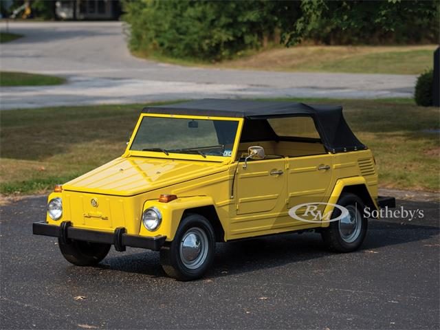 1973 Volkswagen Thing (CC-1333383) for sale in Elkhart, Indiana