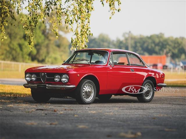 1969 Alfa Romeo 1750 GT Veloce