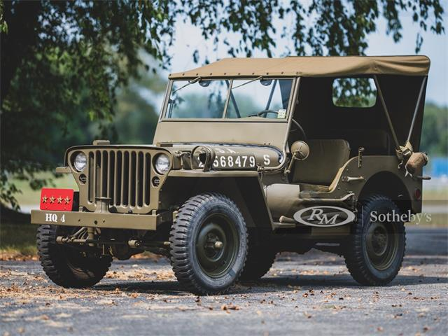 1945 Willys Jeep (CC-1333395) for sale in Elkhart, Indiana