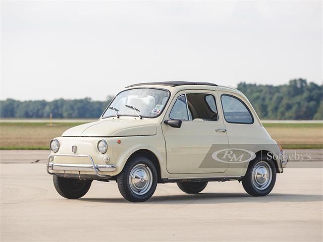 1970 Fiat 500L (CC-1333396) for sale in Elkhart, Indiana