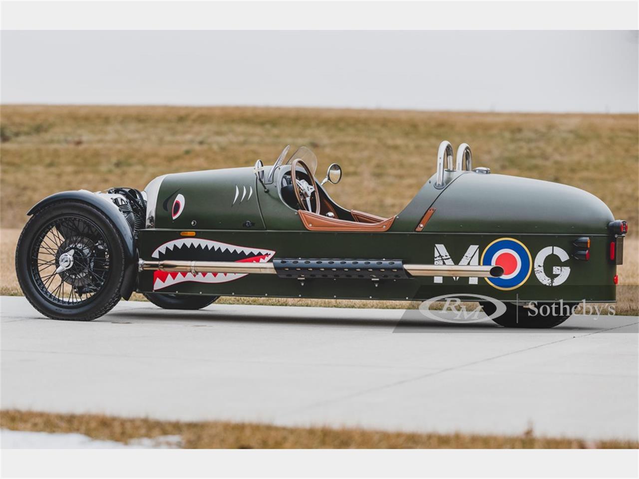 2012 Morgan 3-Wheeler (CC-1333397) for sale in Elkhart, Indiana